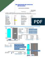 Diseño-De-camara de Filtros Biologicos(Reservorio)