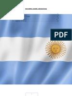 Informe Sobre Argentina