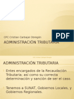 Administraci n Tributaria