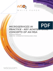 Wso2 Whitepaper Microservices in Practice Key Architectural Concepts of an Msa