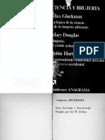 Gluckman, Douglas, Horton - Ciencia y Brujeria