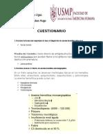 Trabajo Hematologia