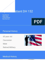 special patient dh 152