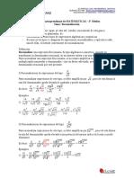 Guía de Autoaprendizaje de MATES-Racionalizacion