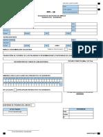 FPI-58 Solicitud de Registro de Marca (Productos - Servicios)
