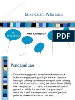 Etika _ Hukum Playanan Geriatrics