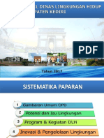 Profil DLH Kab Kediri