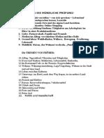 b2 Prüfungstraining Sprechen Themen Für Die Mündliche Prüfung