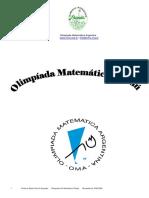 Libro de Las Olimpiadas de Matematica 2008