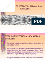 Pertemuan 5 Proses Transfer Momentum Aliran Turbulen (Rev1)