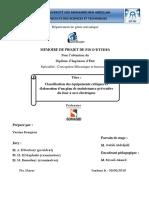 Classification Des Equipements - Bounjem Yassine_1741