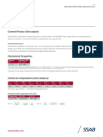 159 Hardox 600 Uk Data Sheet