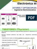 Clase Tiristores