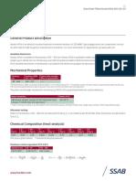 170 Hardox Hituf Uk Data Sheet