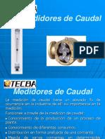 Medidores de Caudal (1)