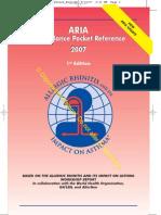 Aria Pocket Guide 2007