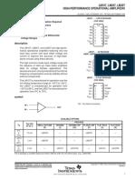 Data Sheetw