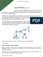 Configuracion basica de un router.pdf