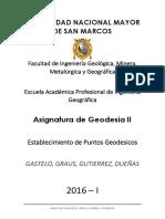 319202375 Geodesia II Puntos Geodesicos