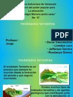 Presentacion Diapositiva de Ciencia de La Tierra