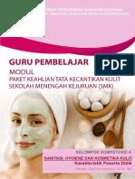 KCK-A. Sanitasi Hygiene Dan Kosmetika Kulit