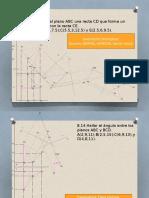 Problemas resueltos de Geometria Descriptiva