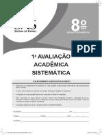 2015 Fundii 8oano Avaliacaosistematica 1