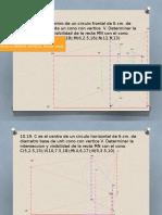 Problemas 2 Geometria Descriptiva