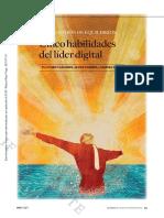 Cinco habilidades del lider digital.pdf