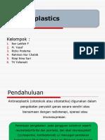 Antineoplastics NEW