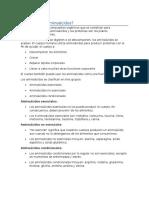 aminoacidos proteinas liptidos