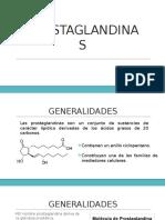 Prostaglandin As