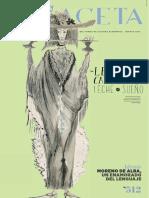 2013 La Sonrisa de Margit - Gaceta FCE