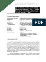 8. Plandetutoria 2017- IE. San José- Abel