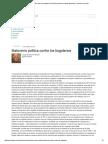 Matonería Política Contra Los Bogotanos _ La Patria _ Noticias de Caldas, Manizales, Colombia y El Mundo