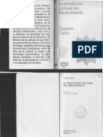 Garin Eugenio - La Revolucion Cultural Del Renacimiento.compressed
