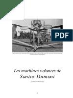 Machines Volantes Santos-dumont