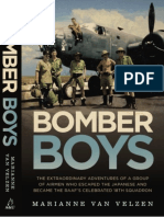 Extract From Bomber Boys by Marianne Van Velzen