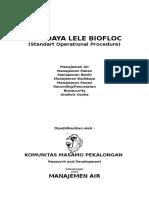 3.4. SOP_Pembesaran Lele Biofloc 165