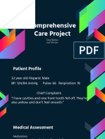 comprehensive care project