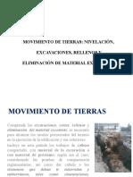 Movimiento de Tierras