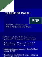 Transfusi Darah 2