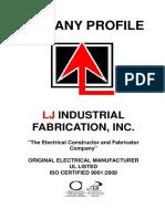 LJIFI Company Profile 02162017
