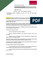 Prácticas Del Módulo i de Educación y Sociedad (Daniel Pradillo)