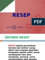 RESEP PIF