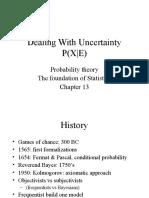 Lec12 Probability