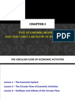 Chapter 3 - The Economic Models and the Flow of Production