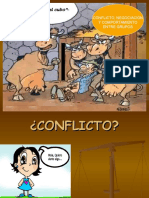 Conflicto, Negociación Entre Grupos