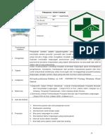 1. SOP Pelayanan Klinik Sanitasi