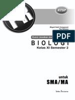 Kunci Jawaban Dan Pembahasan Bio 11b Ktsp